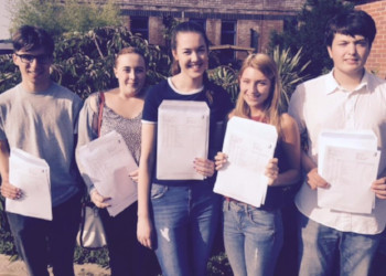 Twynham Sixth Form A Level Results 2016 - Yet Another Superb Year