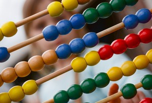 Abacus mathematics addition subtraction 1019470