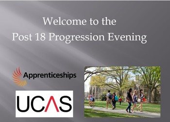 Post-18 Progression Evening