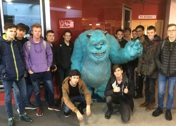 Computing trip to Bournemouth University