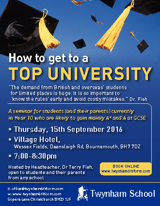 Twynham Top Uni Advert 15x4 Sep 2016 (1)
