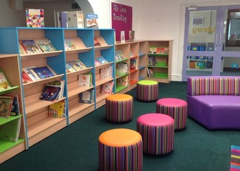 Our New Library