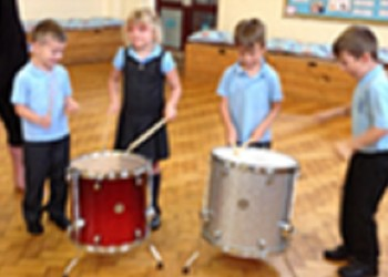 Year One Drumming
