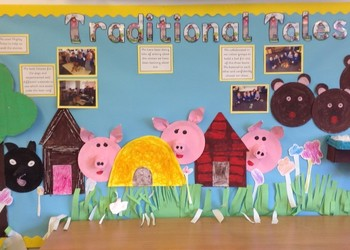 Year Two Traditional Tales