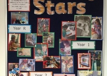 The Library - Reading Stars