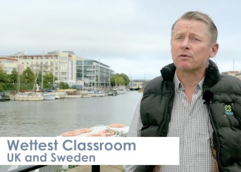 The Wettest Classroom on Earth 2019