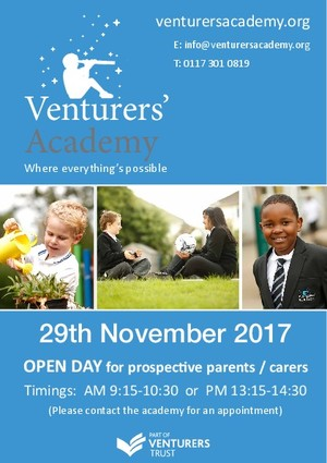 Va open day flyer oct2017 to emails