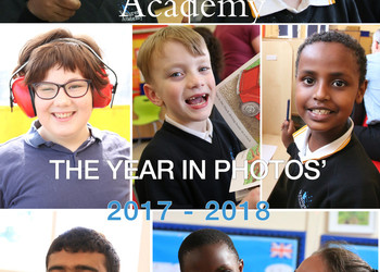 End Of Year Magazine 2017-2018