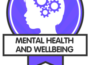 Mental Health and Wellbeing Badge