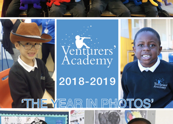 End of Year Magazine 2018-19