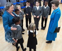 Meeting the schools learning council
