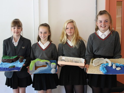 Year 7 Geography Coastline Project- June 2018