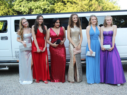 Year 11 Prom- June 2018