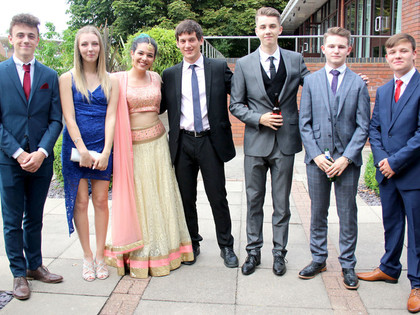Year 13 Prom- July 2018