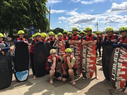 Year 9 Enrichment Days- July 2018