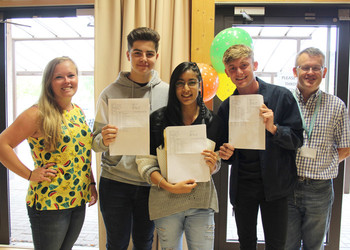 Another Set of Excellent GCSE Results