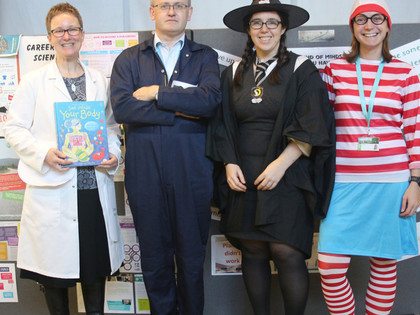 World Book Day- March 2019