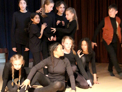 Year 7 Production- A Grimms Tales