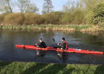 Devizes to Westminster in a Canoe