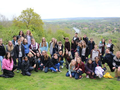 School Council Streatley Trip- April 2017