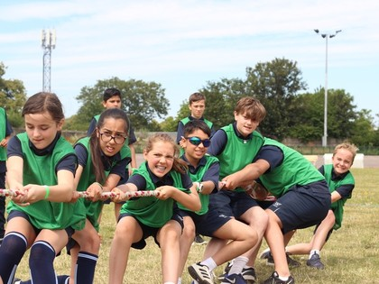 Sports Day- July 2019