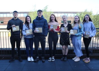 Joyous A Level Results for Waingels