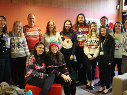Christmas Jumper Day- December 2019