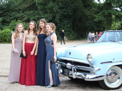 Year 11 Prom- June 2017