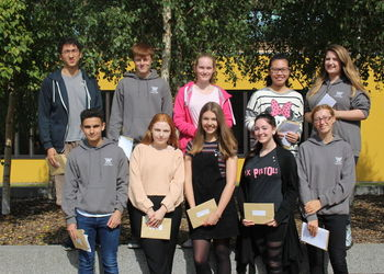 Excellent Set of GCSE Results