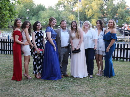 Year 13 Prom- July 2017
