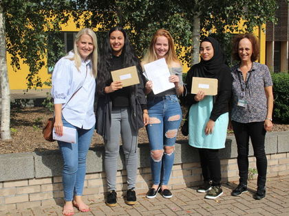 GCSE Results Day- August 2017