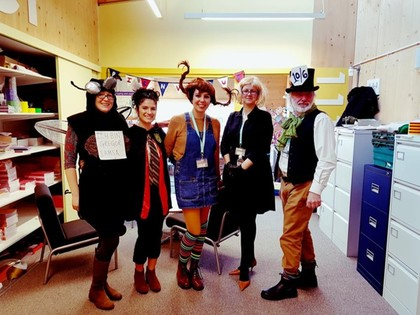 World Book Day- March 2018