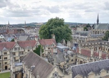 Year 11s spend one week at Oxford University