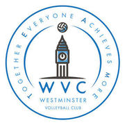 Westminster Volleyball Club Logo