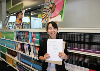 Scorching IB results at Westminster Academy