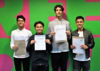 GCSE results complete award-winning year at Westminster Academy