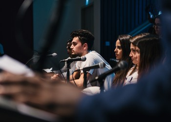 Society on Trial: Sixth Form students launch their Amplify Manifesto