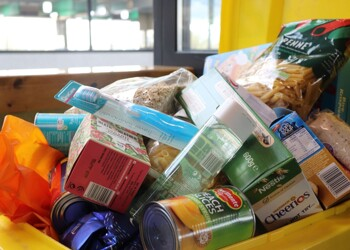 WA supports local food bank, Sufra