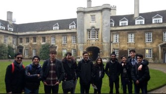 Cambridge University Physics Experience