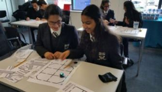 STEM Trip to Brunel University