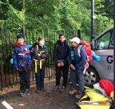 Dofe Students Walk to Success