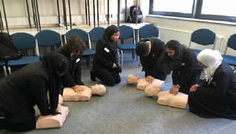 Medical Day Workshop at Barnet and Southgate College