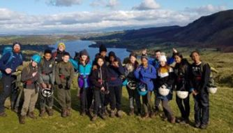 Outward Bound Residential Trip