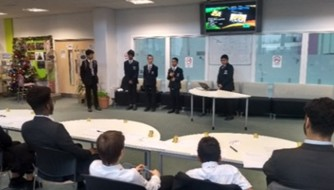 Dragons' Den comes to Year 7