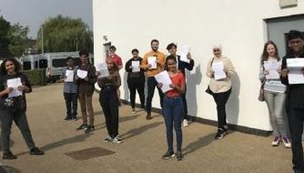 Whitmore High School A Level Results