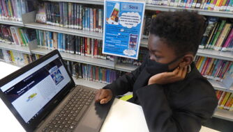 Whitmore's School Library Goes Digital