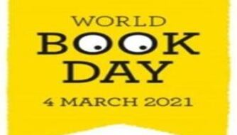 Whitmore's First Ever Virtual World Book Day!
