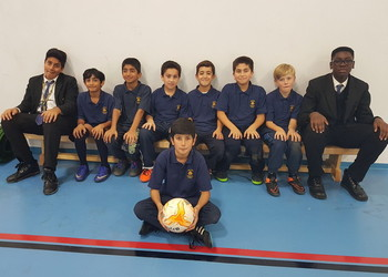 Year 7 Inter-Form Football