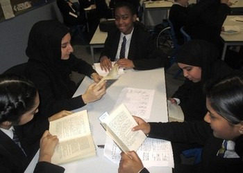 Welcoming Willowfield's Book Club to all KS3 pupils!