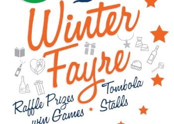 Winter Fayre 7th December 4pm-5:30pm